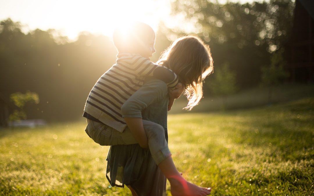 La naturopathie pour les enfants ou l'art de bien grandir au naturel